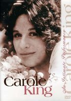 DVD Carole King. An Intimate Performance