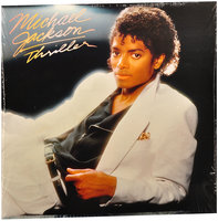 Michael Jackson. Thriller (LP)