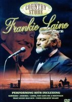 DVD Frankie Laine. Live - Country Collection