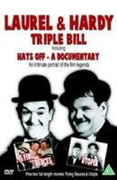 Laurel & Hardy. Triple Bill Included Hats Off - A Documentary (DVD)