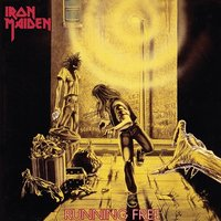 LP Iron Maiden. Running Free (LP)
