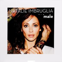 LP Natalie Imbruglia. Male. Limited Edition (LP)