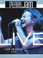 DVD Pearl Jam. Live In Chile - 2005