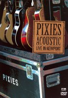 DVD The Pixies. Acoustic - Live In Newport