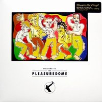 LP Frankie goes to Hollywood. Welcome to the peasuredome (LP)