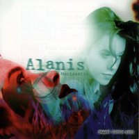 Alanis Morissette. Jagged Little Pill (LP)