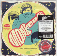 LP The Monkees. Cereal Box Singles (LP)