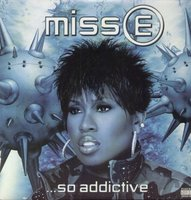 LP Missy Elliott. Miss E ...So Addictive (LP)