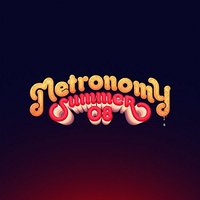 LP Metronomy. Summer 08 (LP)