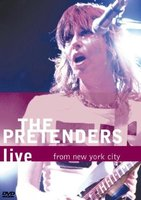 DVD The Pretenders. Live From New York City