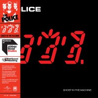 LP The Police. Ghost In The Machine. Half Speed (LP)
