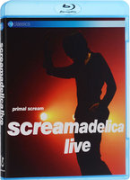 Blu-Ray Primal Scream. Screamadelica. Live