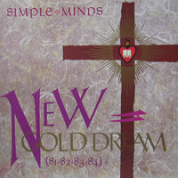 LP Simple Minds. New Gold Dream. Half Speed (81-82-83-84) (LP)