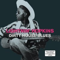 LP Lightnin Hopkins. Dirty House Blues (LP)