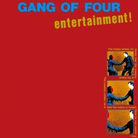 LP Gang of four. Entertainment (LP)