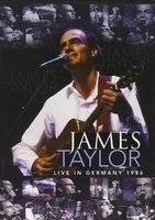 DVD James Taylor. Live In Germany 1986