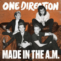 LP One Direction. Made In The A.M. (LP)