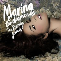 LP Marina & The Diamond. The Family Jewels (LP)