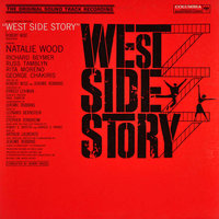 LP Leonard Bernstein. West Side Story (LP)