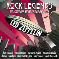 LP Led Zeppelin / Tribute. Rock Legends Playing the Songs of Led Zeppelin (LP)