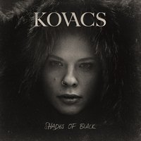 LP Kovacs. Shades Of Black (LP)