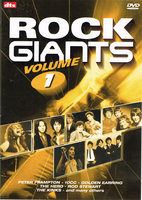 DVD Various artists. Rock Giants Volume 1