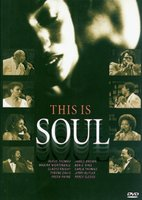 DVD Various artists. This Is Soul