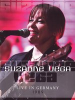 DVD Suzanne Vega. Live In Germany - 1989