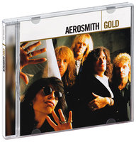 Aerosmith. Gold (2 CD)