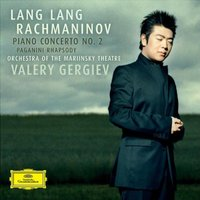 Lang Lang. Piano Concerto No.2; Rhapsody on a Theme of Paganini Rachmaninov (CD)