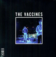 LP The Vaccines. Live From London England (LP)