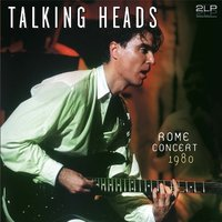LP Talking Heads. Rome Concert 1980 (LP)