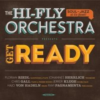 LP The Hi-Fly Orchestra. Get Ready (LP)