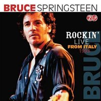 LP Bruce Springsteen. Rockin' Live From Italy 1993 (LP)
