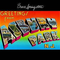 LP Bruce Springsteen. Greetings From Asbury Park, N.J. (LP)