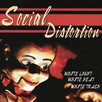 LP Social Distortion. White Light, White Heat, White Trash (LP)