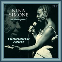 LP Nina Simone. At Newport / Forbidden Fruit (LP)