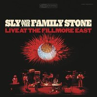 LP Sly & The Family Stone. Live At The Fillmore (LP)