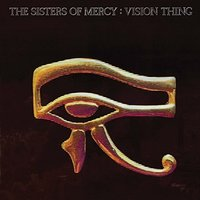 The Sisters Of Mercy. Vision Thing Era (4 LP)