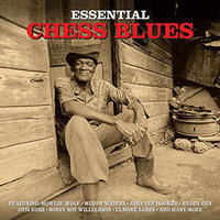 LP Various Artist. Essential Chess Blues (LP)