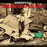 LP Various Artist. Essential Memphis Blues (LP)