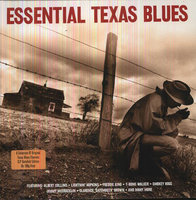 LP Various Artist. Essential Texas Blues (LP)