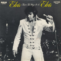 LP Elvis Presley. That's The Way It Is (LP)