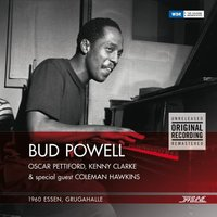 LP Bud Powell. 1960 Essen, Grugahalle (LP)