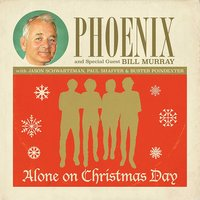 LP Phoenix. Alone On Christmas Day (LP)
