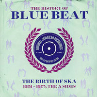 LP Various Artist. The History Of Bluebeat (LP)