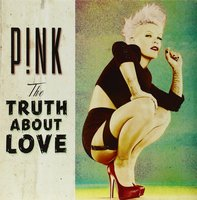 LP P!nk. The Truth About Love (LP)