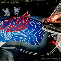 LP Panic! At The Disco. Death Of A Bachelor (LP)