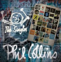 Phil Collins. The Singles (CD)