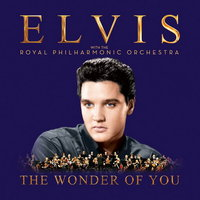 Audio CD Elvis Presley with the Royal Philharmonic Orchestra. The Wonder of You